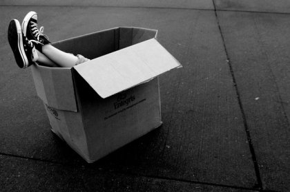 box-girl