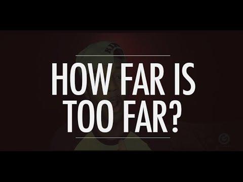 How Far is 'TooFar'?