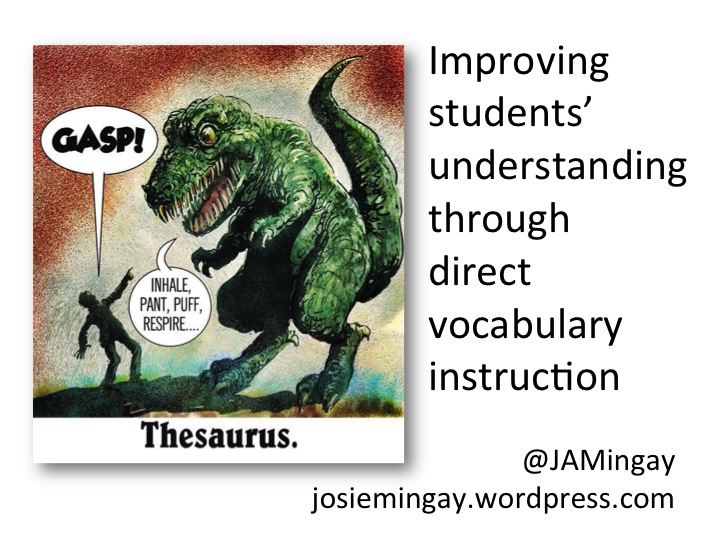 ROOT MAP: A Vocabulary Instruction Model