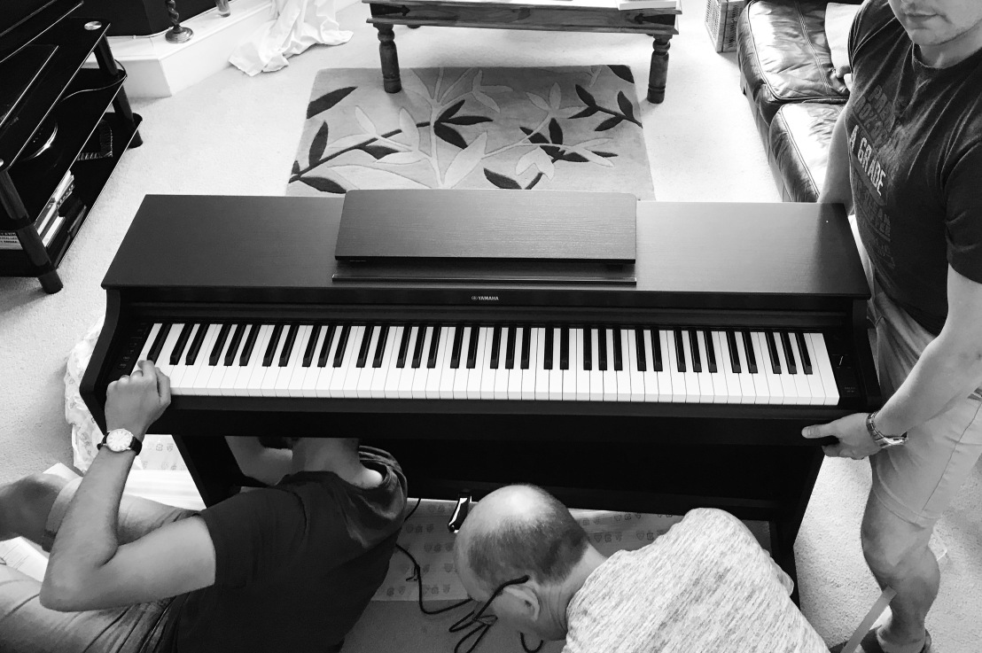 I bought a piano… and am tasting my own pedagogicalmedicine.